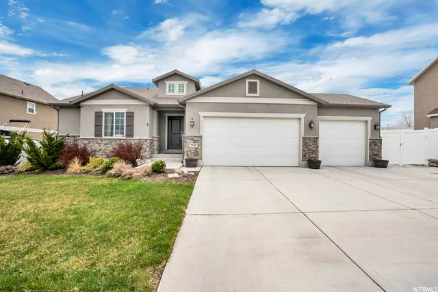 5749 W Coral Pine Ct, West Valley City, UT 84118 (#1737121) :: Colemere Realty Associates