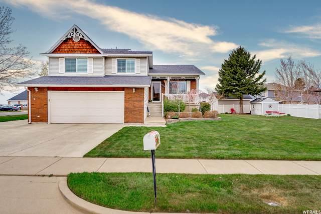 5579 S 150 W, Washington Terrace, UT 84405 (#1737125) :: C4 Real Estate Team