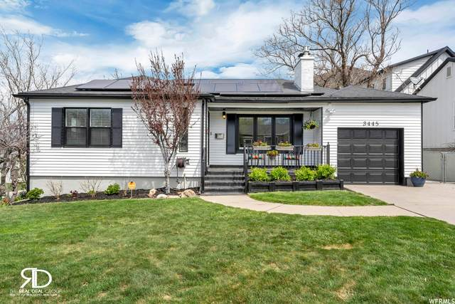 3445 E 3020 S, Salt Lake City, UT 84109 (#1737129) :: C4 Real Estate Team