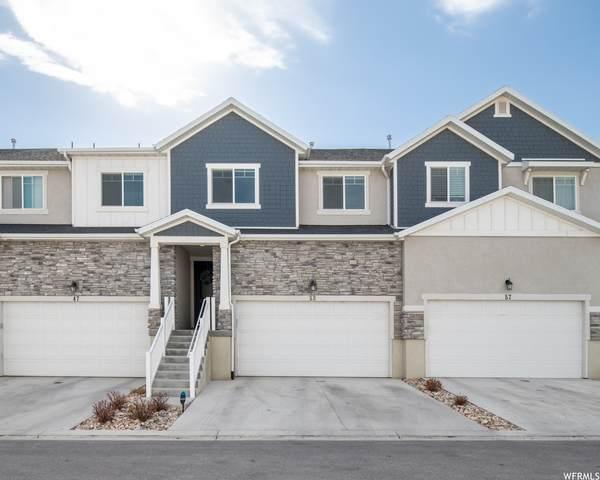 53 N 2200 W #103, Lehi, UT 84043 (#1737133) :: Colemere Realty Associates