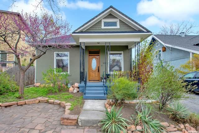 832 E Harrison Ave, Salt Lake City, UT 84105 (MLS #1737137) :: Summit Sotheby's International Realty