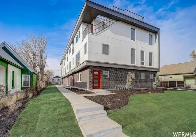 736 S 300 E 5E, Salt Lake City, UT 84111 (MLS #1737138) :: Summit Sotheby's International Realty