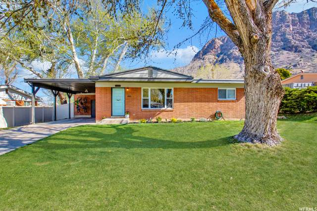 1342 E Douglas St S, Ogden, UT 84404 (MLS #1737142) :: Summit Sotheby's International Realty