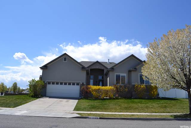 6189 W Terrace Ridge Dr S, West Valley City, UT 84128 (#1737149) :: Black Diamond Realty