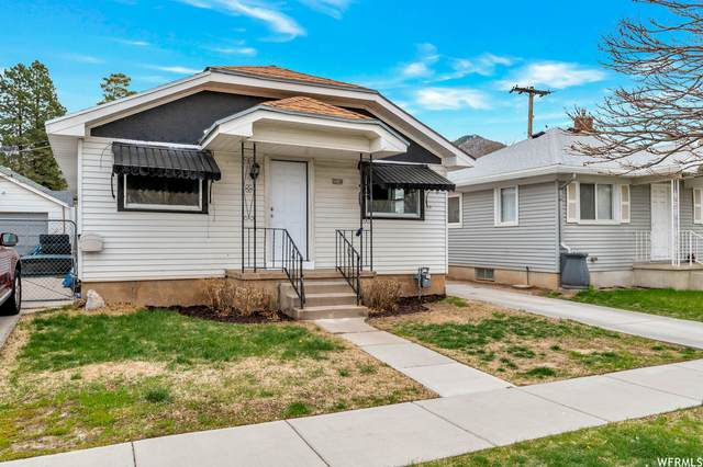2110 S Jackson Ave, Ogden, UT 84401 (#1737150) :: C4 Real Estate Team