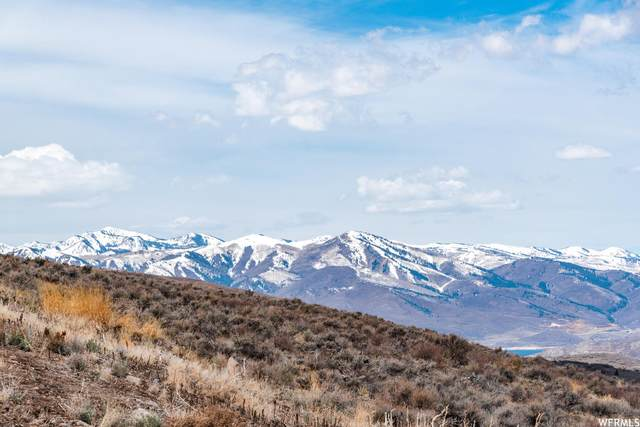 6996 E Whispering Way #331, Heber City, UT 84032 (MLS #1737152) :: High Country Properties