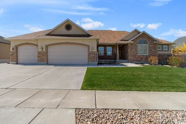 428 Winchester Dr, Stansbury Park, UT 84074 (MLS #1737153) :: Lookout Real Estate Group