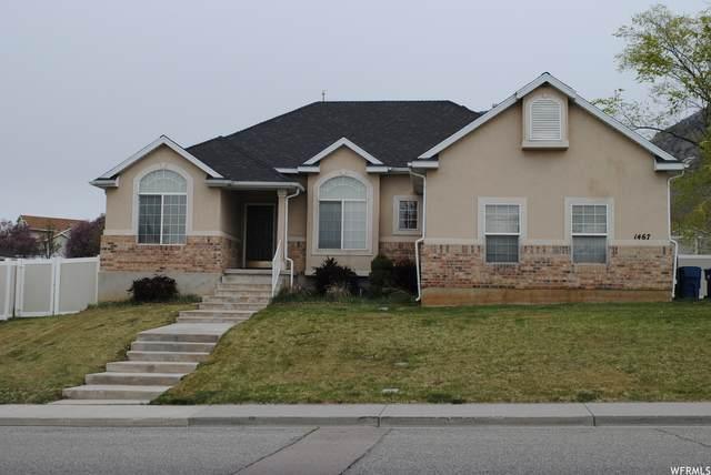 1467 E 1000 S, Pleasant Grove, UT 84062 (MLS #1737162) :: Lawson Real Estate Team - Engel & Völkers