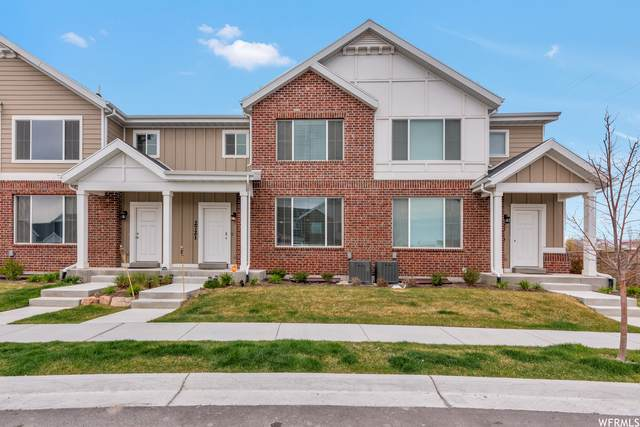 2721 W Redwick Ct Ct, Salt Lake City, UT 84129 (#1737172) :: Black Diamond Realty