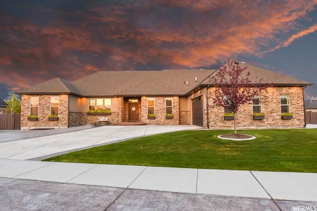 8503 S 1380 W, West Jordan, UT 84088 (#1737177) :: Bustos Real Estate | Keller Williams Utah Realtors