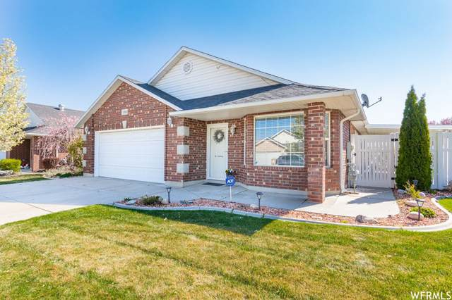 1656 N 950 W, Clinton, UT 84015 (#1737179) :: Utah Dream Properties