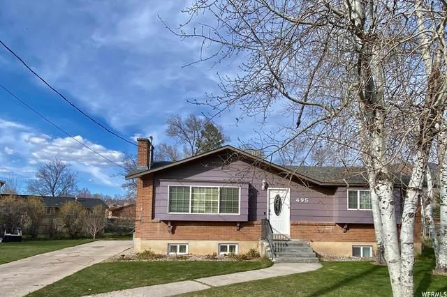 495 S Glenwood Dr W, Hyrum, UT 84319 (#1737198) :: C4 Real Estate Team