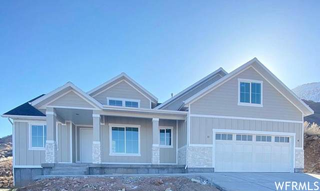 365 S 1150 E, Santaquin, UT 84655 (MLS #1737205) :: Lookout Real Estate Group