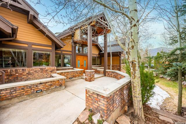 3605 Saddleback Rd, Park City, UT 84098 (#1737212) :: Villamentor