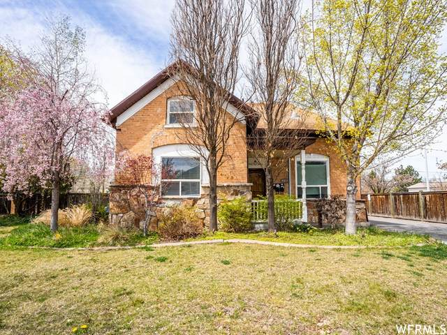 2796 S 900 E, Salt Lake City, UT 84106 (#1737222) :: C4 Real Estate Team