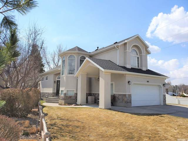 1010 E Alexander Ct, Sandy, UT 84094 (#1737223) :: Exit Realty Success