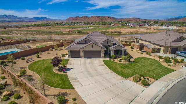 1062 W Las Colinas Dr, St. George, UT 84790 (#1737225) :: Utah Dream Properties