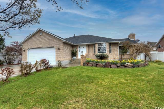 487 E 12600 S, Draper, UT 84020 (#1737227) :: Bustos Real Estate | Keller Williams Utah Realtors