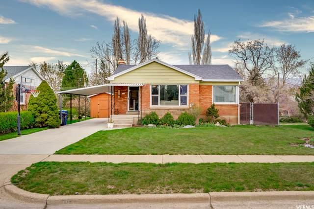 794 E 42ND St S, Ogden, UT 84403 (#1737231) :: C4 Real Estate Team
