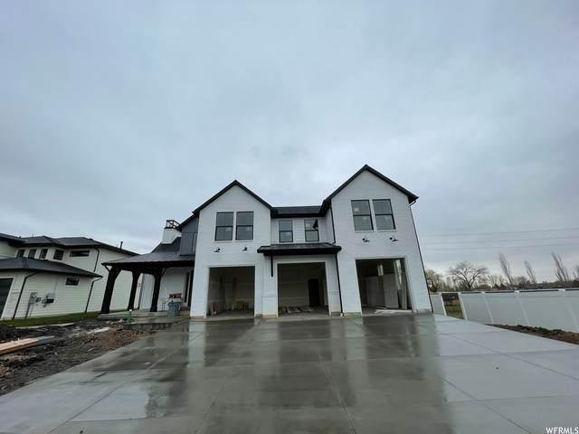 1145 N 840 W, West Bountiful, UT 84087 (#1737233) :: C4 Real Estate Team