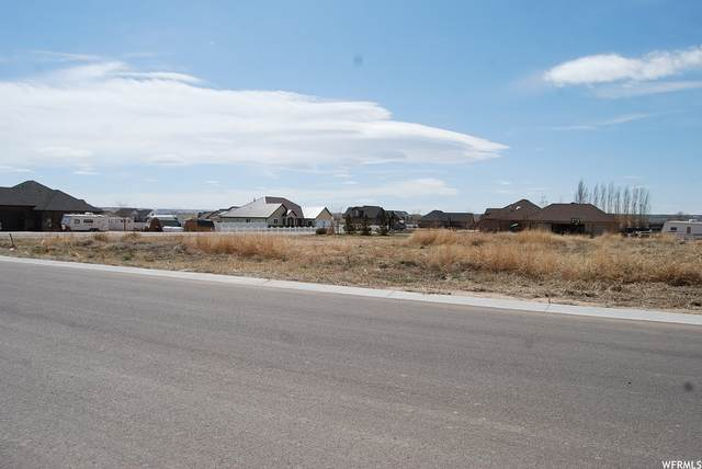 2154 W 350 S #25, Roosevelt, UT 84066 (#1737251) :: Doxey Real Estate Group