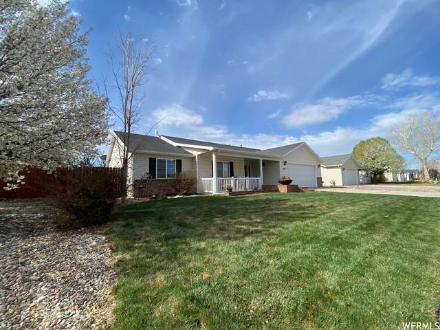 4137 W 250 N, Cedar City, UT 84720 (#1737256) :: Black Diamond Realty