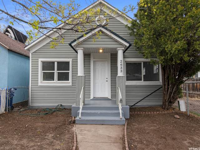 2633 S Liberty Ave, Ogden, UT 84401 (#1737258) :: Utah Dream Properties