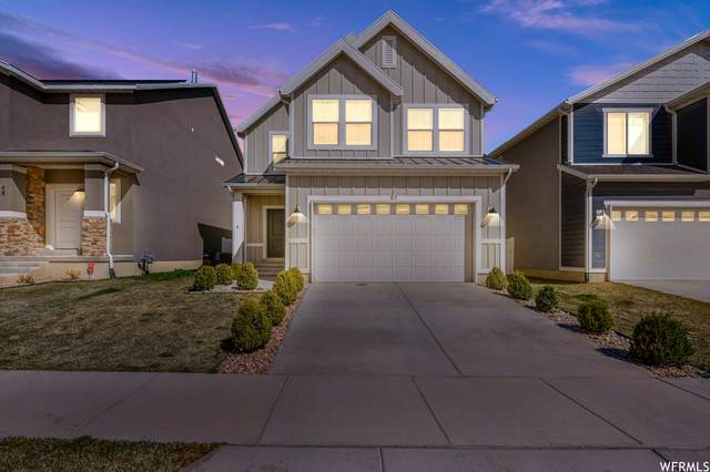 52 E Bluegrass Row S, Saratoga Springs, UT 84045 (#1737264) :: Black Diamond Realty