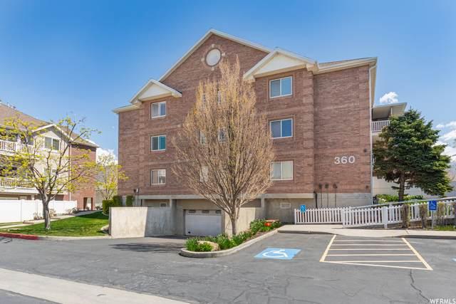360 N 500 W #202, Bountiful, UT 84010 (#1737272) :: Utah Dream Properties