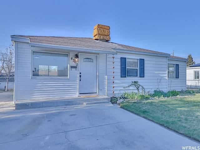 4360 W 5740 S, Kearns, UT 84118 (MLS #1737275) :: Lookout Real Estate Group