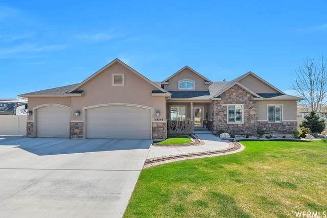 14243 S Zonker Dr, Bluffdale, UT 84065 (#1737284) :: Black Diamond Realty