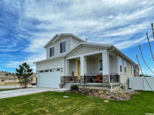 2056 E Harkers Way, Eagle Mountain, UT 84005 (#1737294) :: Red Sign Team