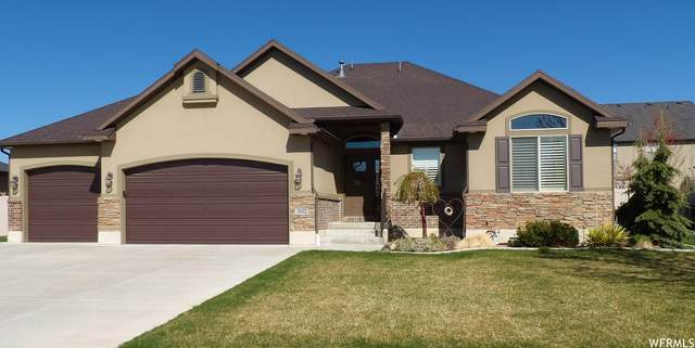 2432 N 1325 W, Clinton, UT 84015 (MLS #1737296) :: Summit Sotheby's International Realty