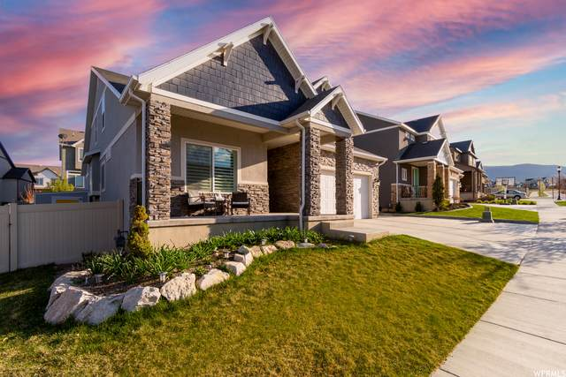 4271 W Lower Meadow Dr, Herriman, UT 84096 (#1737311) :: Colemere Realty Associates
