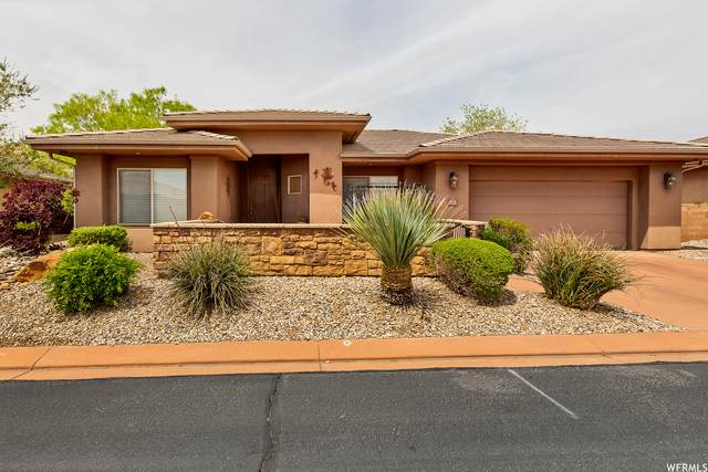 2334 S River Rd #55, St. George, UT 84790 (MLS #1737320) :: Summit Sotheby's International Realty