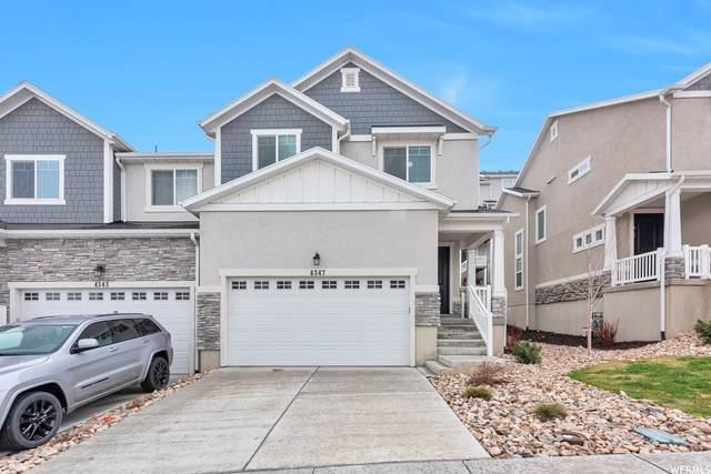 4347 W Bronson Ln, Herriman, UT 84096 (#1737321) :: Doxey Real Estate Group