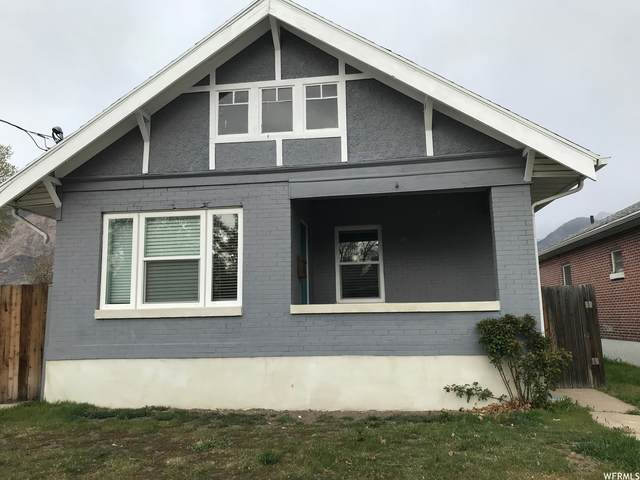 1264 Jefferson Ave., Ogden, UT 84404 (#1737322) :: C4 Real Estate Team