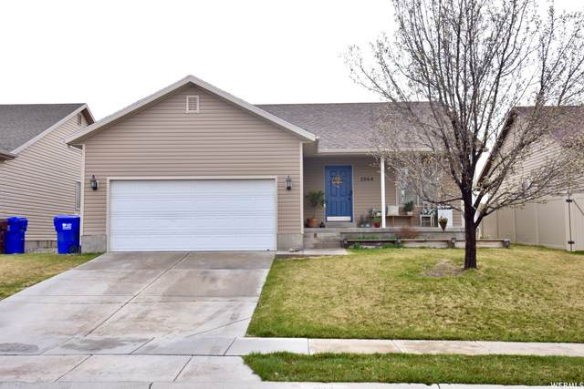 2064 E Hickcock Way, Eagle Mountain, UT 84005 (MLS #1737337) :: Lawson Real Estate Team - Engel & Völkers