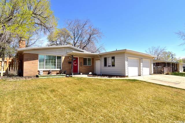 493 N Vickie Ln, Clearfield, UT 84015 (#1737344) :: C4 Real Estate Team