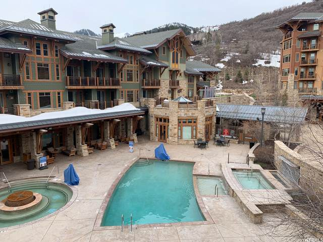 3558 N Escala Ct #353, Park City, UT 84098 (#1737364) :: REALTY ONE GROUP ARETE