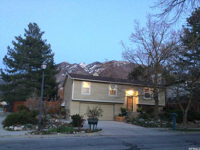7271 S Hickory Hill, Cottonwood Heights, UT 84121 (#1737382) :: goBE Realty