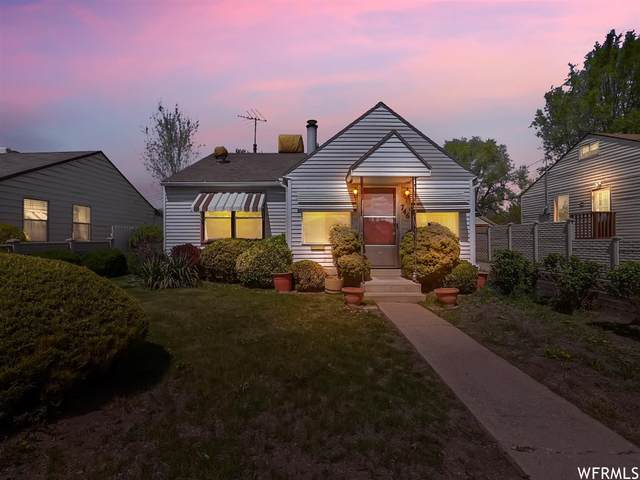 746 W Paxton Ave, Salt Lake City, UT 84104 (#1737390) :: C4 Real Estate Team