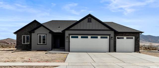 4886 N Cliffrose Dr, Eagle Mountain, UT 84005 (#1737398) :: Red Sign Team