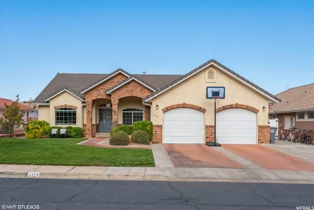 2274 S 1650 E, St. George, UT 84790 (#1737417) :: Bustos Real Estate | Keller Williams Utah Realtors