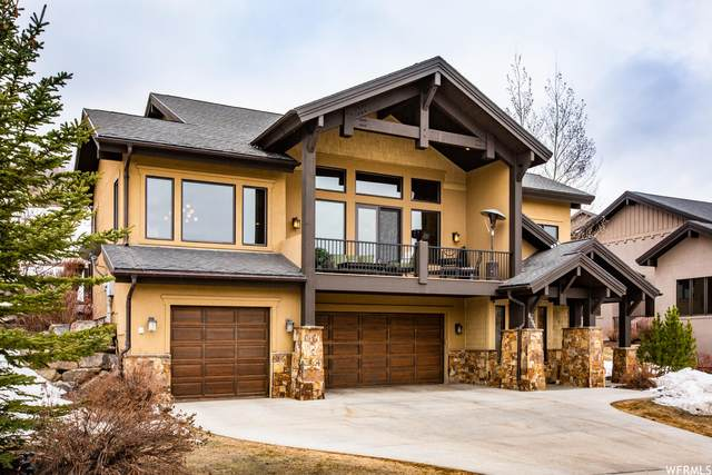 4384 W Jeremy Woods Dr, Park City, UT 84098 (MLS #1737431) :: Summit Sotheby's International Realty