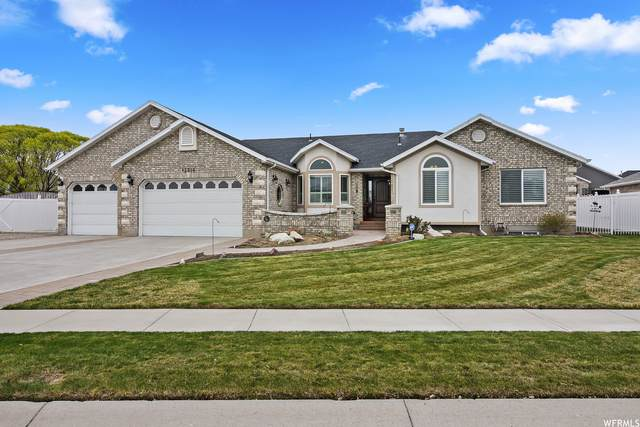 13316 S Forest Meadow Dr W, Riverton, UT 84065 (#1737434) :: goBE Realty