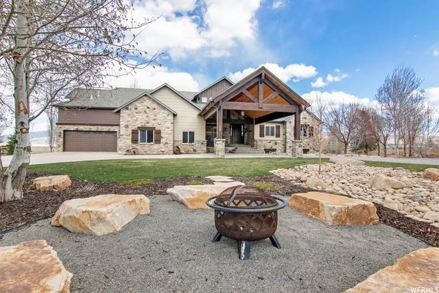 975 Rusty Cir, Kamas, UT 84036 (#1737443) :: Utah Dream Properties