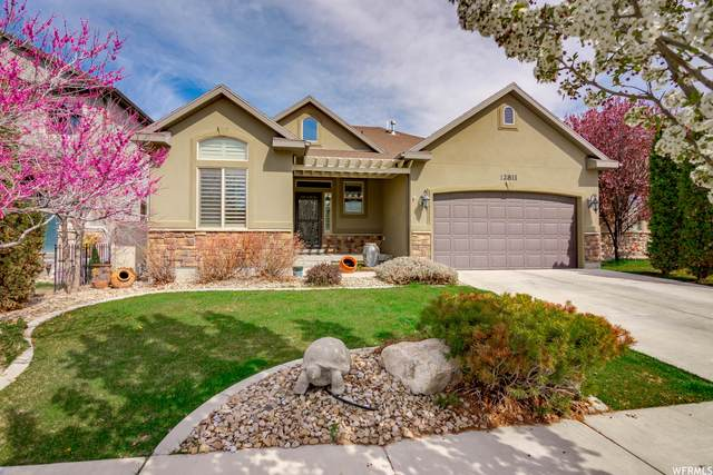 12811 S Tortoise Ln, Riverton, UT 84065 (#1737463) :: Black Diamond Realty