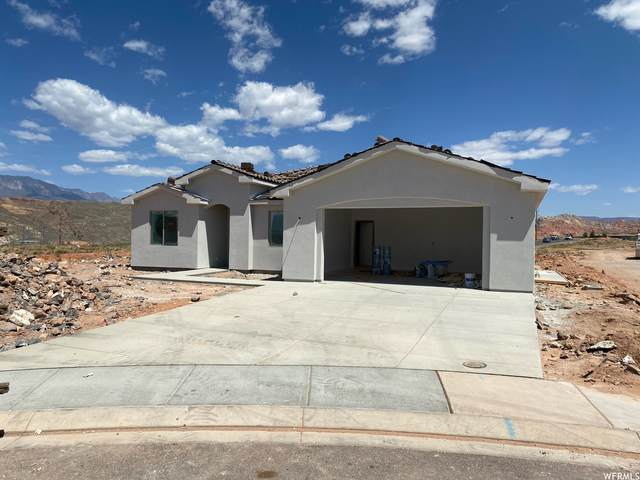 599 N Staci Dr, Hurricane, UT 84737 (#1737484) :: The Perry Group