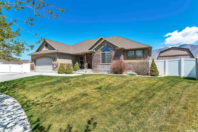 441 E Covington Cir N, Stansbury Park, UT 84074 (#1737485) :: Red Sign Team